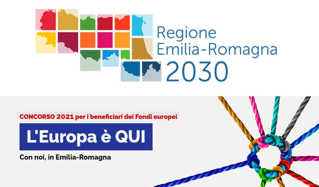L'Emilia-Romagna lancia due concorsi: Premio Innovatori Responsabili e L'Europa è QUI