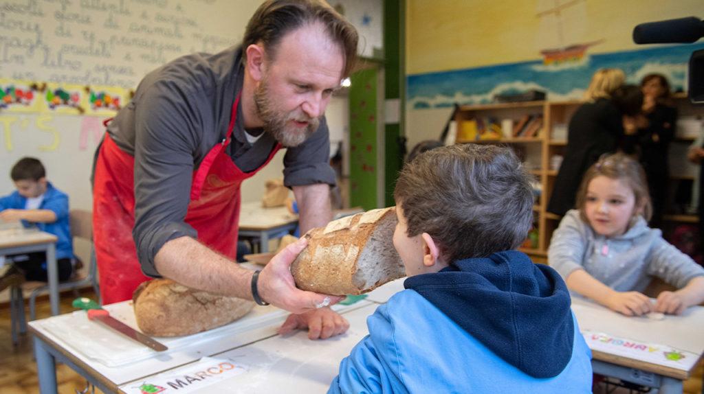 CNA riscoprire il profumo del pane fresco in occasione della giornata mondiale del pane